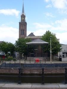 De Oostzijderkerk.  Bron: Marcelmulder68 via Wikimedia